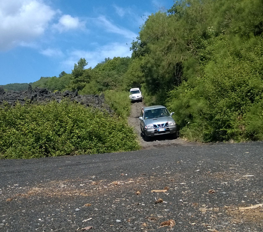 Etna Excursion: FuoriStrada