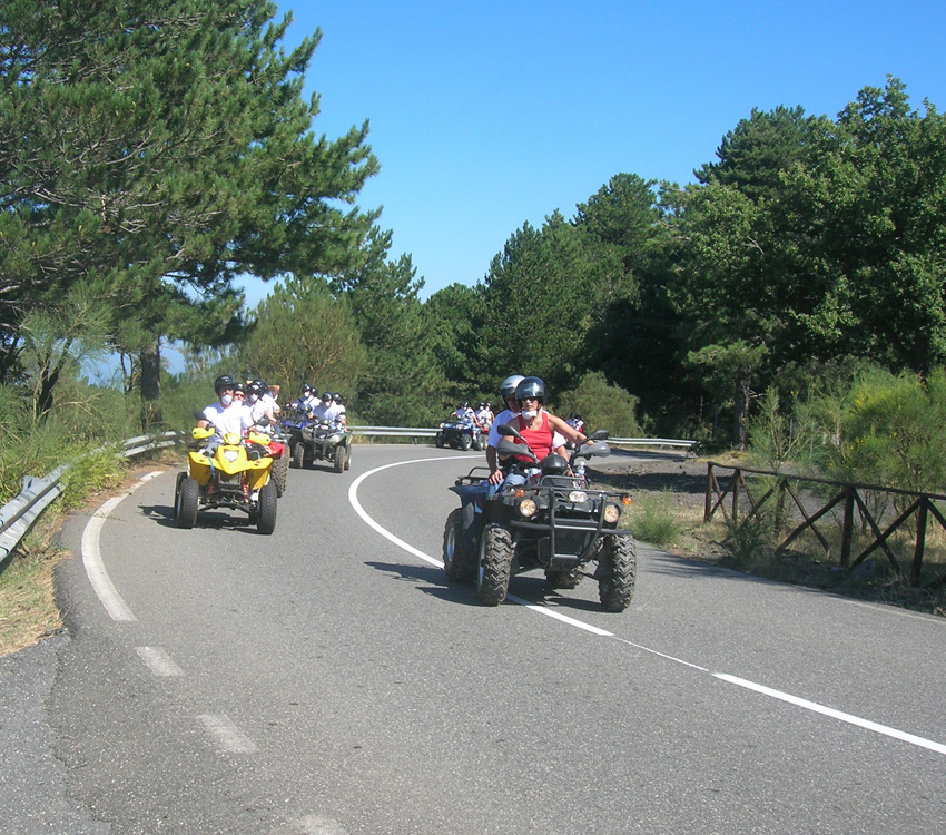 Etna Excursion: Quad
