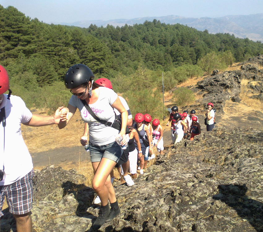 Etna Excursion: Trekking